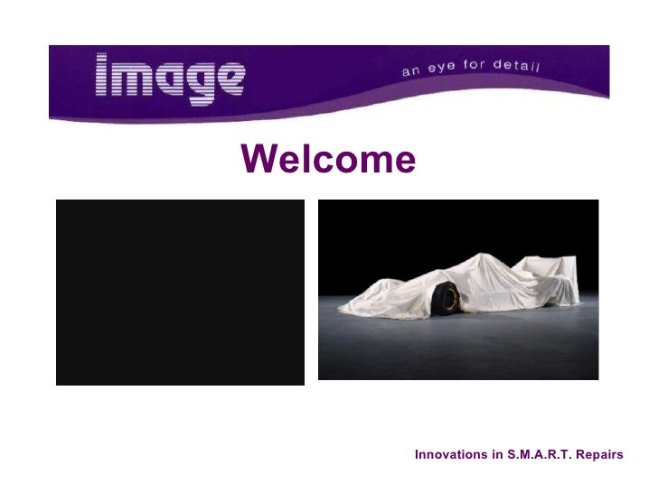 Welcome Innovations in S.M.A.R.T. Repairs