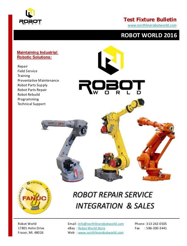 Robot World ALL 2016