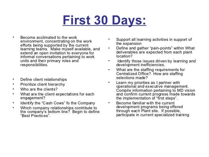 30 60 90 day plan wowcircle 30 60 90 day plan saigontimesfo