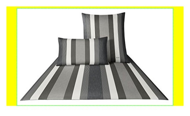 Joop Bettwaesche Mako Satin Rapid Stripes 80x80 Cm 135x200 Cm