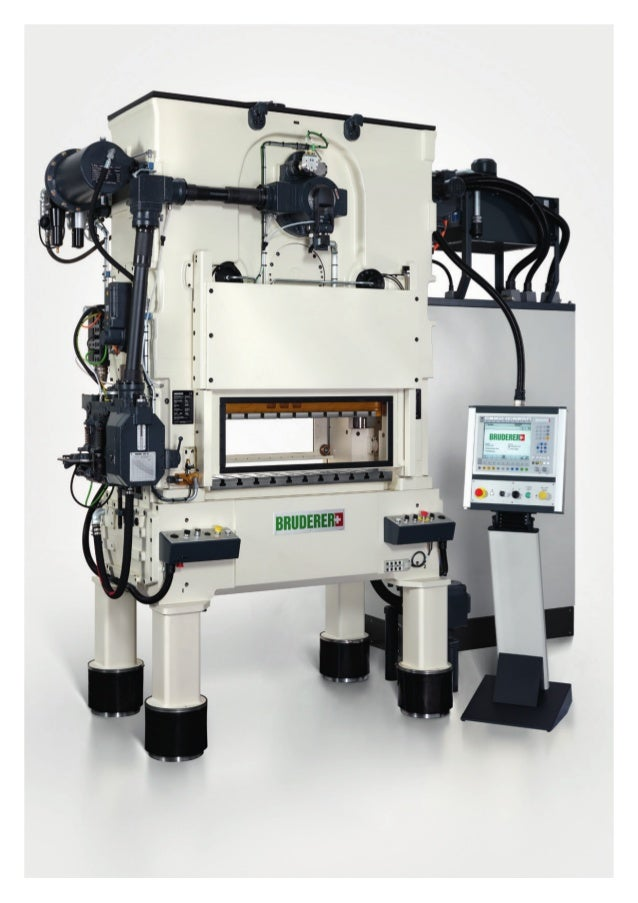 Every BSTA stamping press contains decades of experience that we have built up, in responding to the demands of ambitious ...