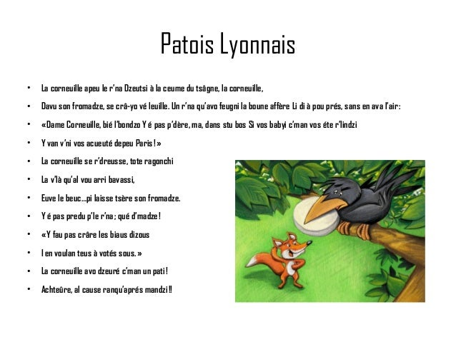 patois lyonnais