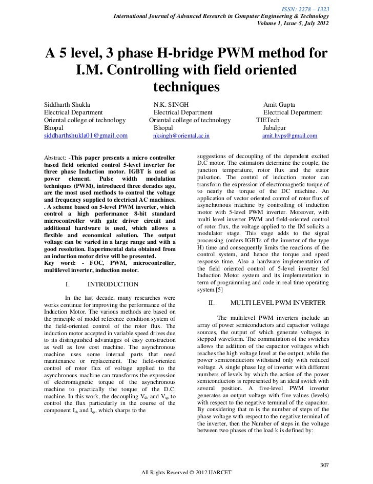 ISSN: 2278 – 1323                            International Journal of Advanced Research in Computer Engineering & Technolo...