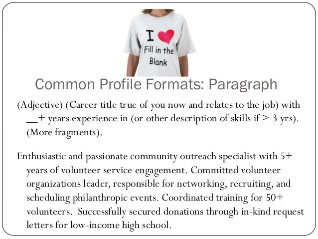 Resume Makeover (Business Writing English 307)