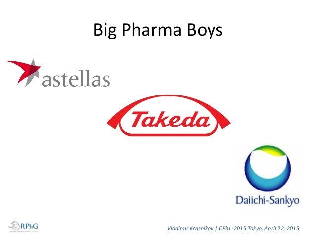 Astellas and Takeda wholesales in Russia, 2004-2014 Vladimir Krasnikov   CPhI -2015 Tokyo, April 22, 2015 2004 2005 2006 2...