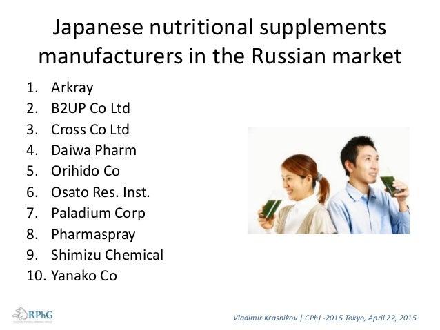 Kyorin Pharmaceutical and R-Pharm Reach Agreement in Russia • In October 2014, Kyorin Pharmaceutical and R-Pharm Reach Agr...