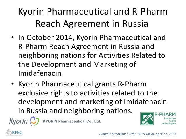 Session 2 15:25 – 15:35 Healthcare in Russia. Segments of the Russian pharmaceutical market • Healthcare in Russia at a gl...