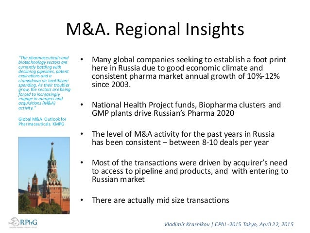 Nycomed invested in pharma plant in Russia 2006. Nycomed is ranked 9th among TOP-10 pharma companies in Russia 2009. Taked...