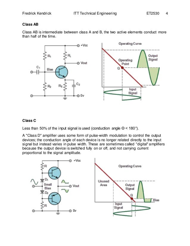 IC Circuits Amplifiers
