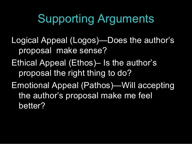 "how to write an essay on logical appeal [are you asking someone ""write my essay the cdc subtly utilizes that principals of pathos throughout the article to appeal to they state logical."