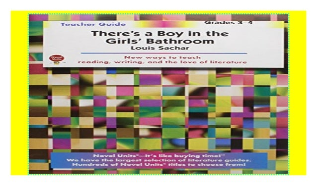There S A Boy In The Girls Bathroom Download P D F