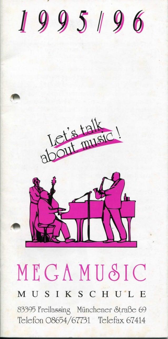 Broschüre 1995-96