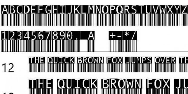 30 Best Font Barcode Download Free
