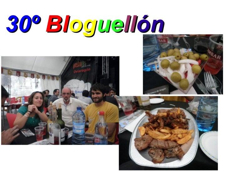 30º Bloguellón