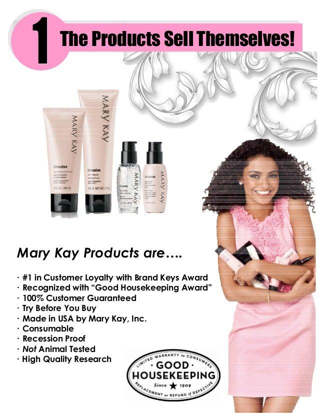 Mary kay awards and prizes
