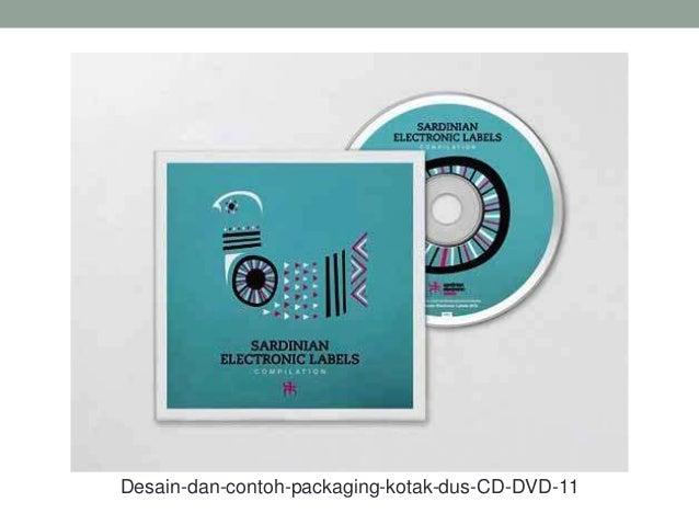 30 contoh desain packaging kemasan cd dvd