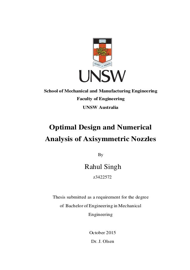 computer science thesis unsw