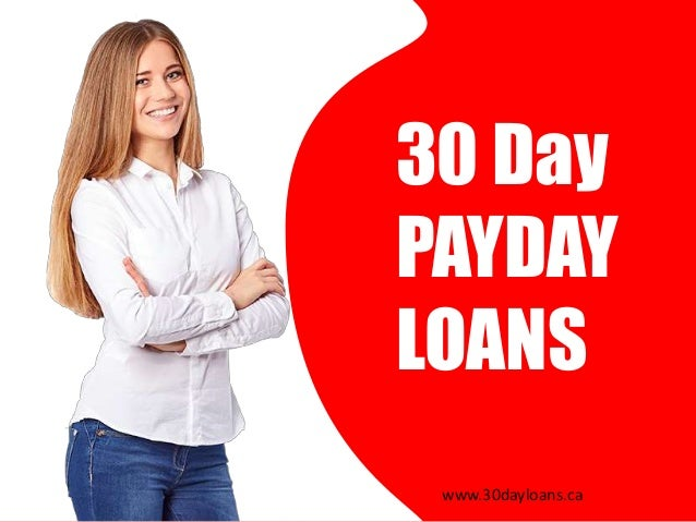 30 Day Payday Loans Near Me