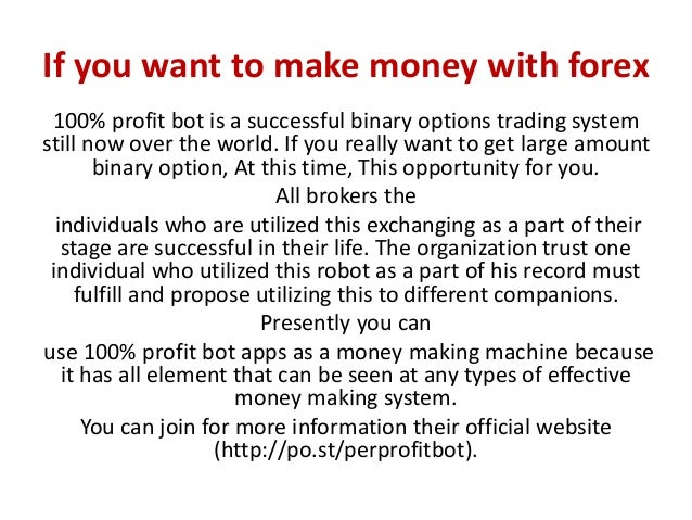 Can you really make money with binary options