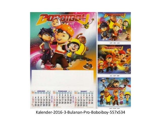 30 desain kalender 2016 pro 3 bulanan ao beautiful