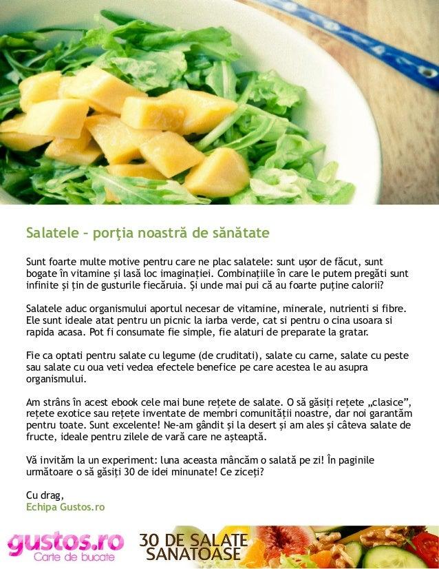 30 de salate delicioase Slide 3