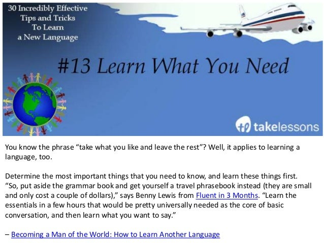 When you're studying a new language, you usually want to know the fastest way to learn. One of the best ways to learn quic...