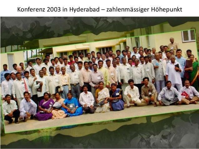 Zusammenarbeit: vom Godavari bis in den Prakasam Distrikt…