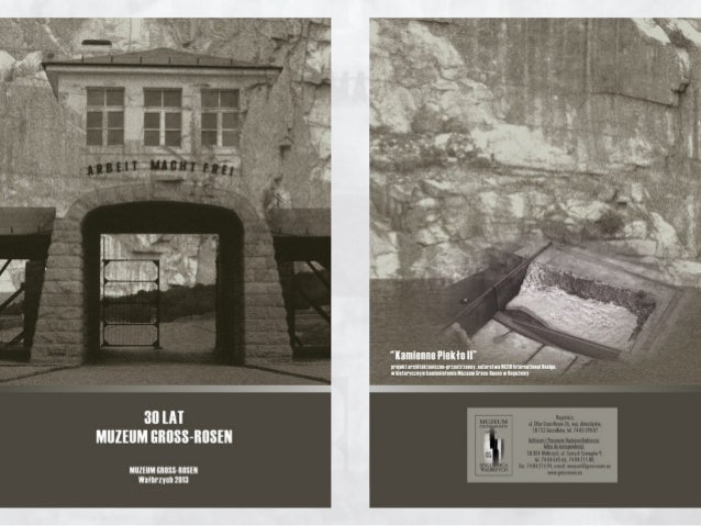 30 lat Muzeum Gross Rosen