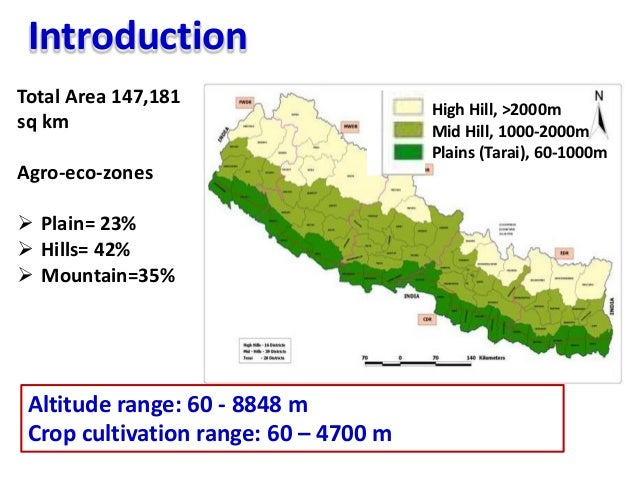 Identification and Integrating FSF into Farming Systems to Harness High Potential of FSF for Mountain Agriculture in Nepal Slide 2