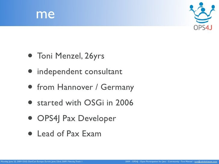 me                             • Toni Menzel, 26yrs                            • independent consultant                   ...
