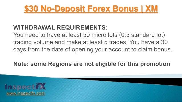 Deposit forex