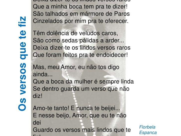 30 Poemas De Amor Slide