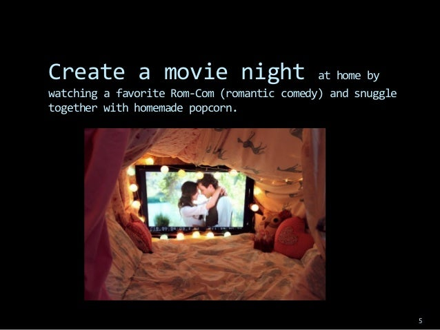 Romantic Ideas For Married Couples