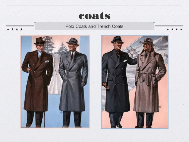 30s and 40s fashion 34