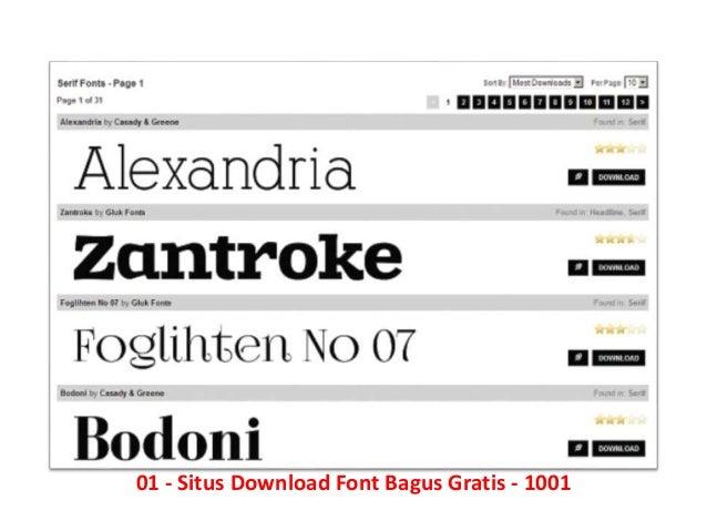 30 situs bagus buat download font gratis 1 638