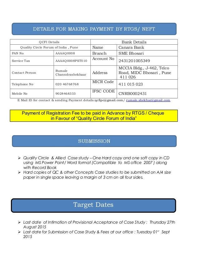 qcfi case study ppt
