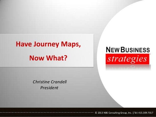 Christine Crandell President  © 2013 NBS Consulting Group, Inc.   Tel: 415.309.7017 © 2013 NBS Consulting Group, Inc.   Te...