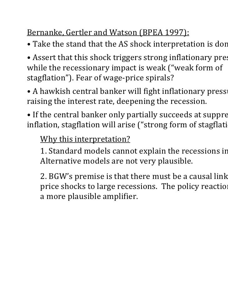 the impact of an exogenous adverse supply shock on the open economy Start studying econ 302 exam 2 review learn vocabulary in the small open economy model faced with an adverse supply shock.