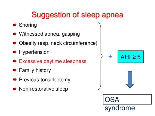 obstructive sleep apnea research paper Insomnia and sleep apnea occur together more often than and obstructive sleep apnea of their underlying sleep apnea for example, in a paper.