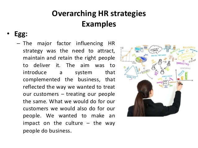 Types of hr strategies - overarching hr strategies - strategic human…