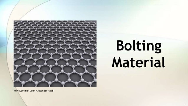 Bolting Material Wiki Common user: Alexander AlUS 1