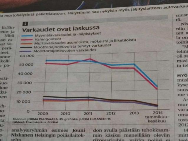 Taustaa: Suomessa alkoholilla usein osuutta henkirikokseen…