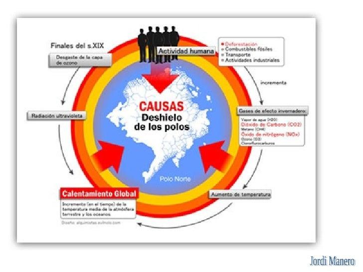 Causes de la contaminació   - Consum excessiu (augmenta la concentració de contaminants)   - Abocaments:             - foc...