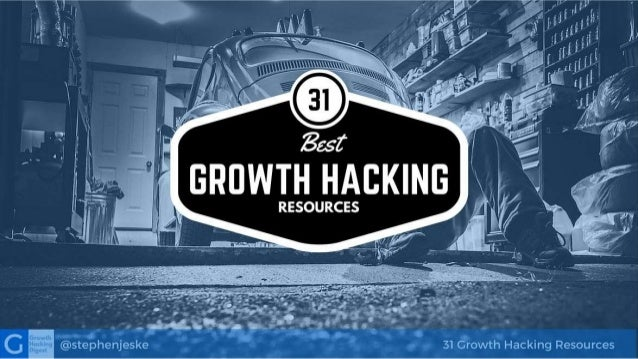 I'm Stephen Jeske, Editor of Growth Hacking Digest. Subscribe to my weekly hand-curated newsletter of the best startup mar...
