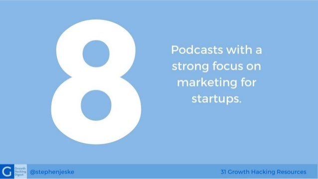 Growth Everywhere Growth Everywhere is a weekly series with Eric Siu in which he interviews successful digital marketers o...