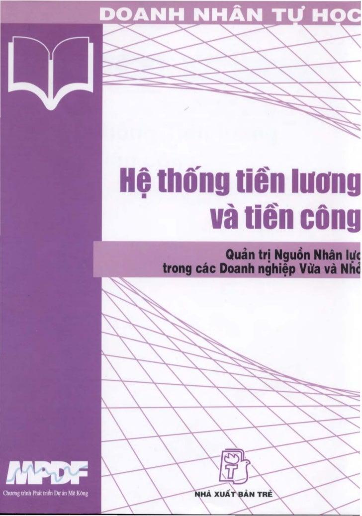 """He thong tien lUang •              vatien cong          ,    Quan tri . .Nllin                      . u6n ..   """", eae Doan..."""