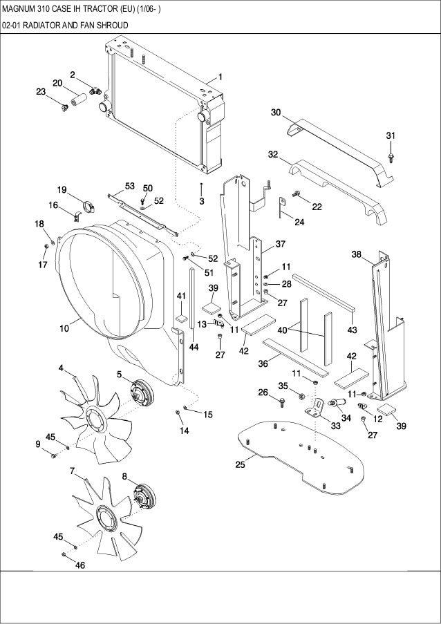 case 310 parts diagram