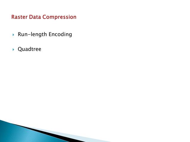 Spatial Data Model