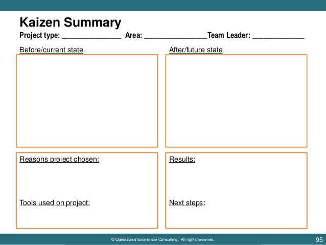 kaizen-event-guide-48-638 Team Newsletter Template Example on best email, one page, free printable monthly, free office, christmas family, microsoft publisher, classroom weekly,