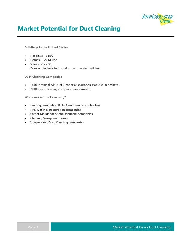 Air Duct Cleaning Sales Playbook